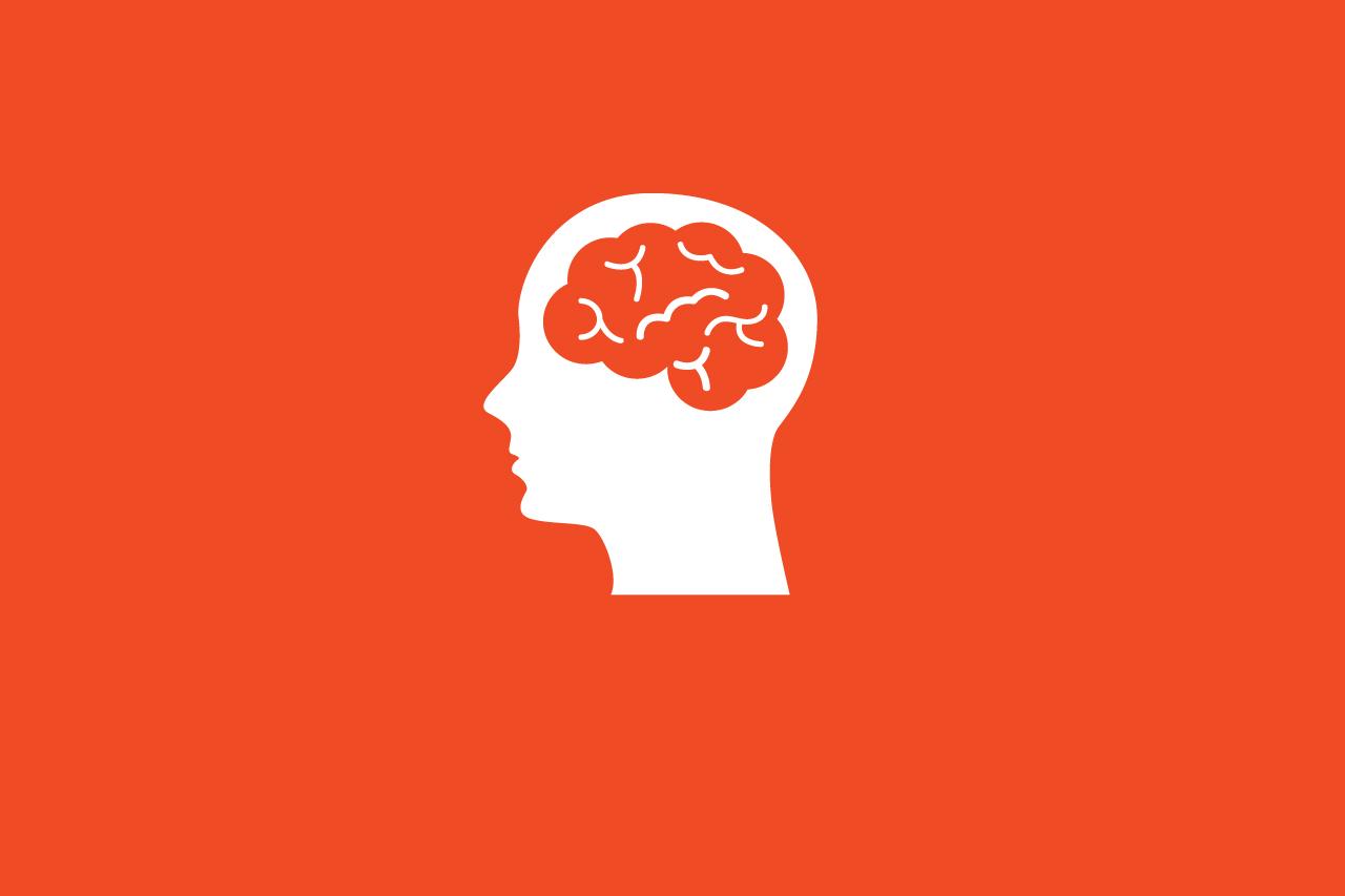 Tramatic Brain Injury Illustration