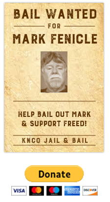Mark Fenicle bail wanted