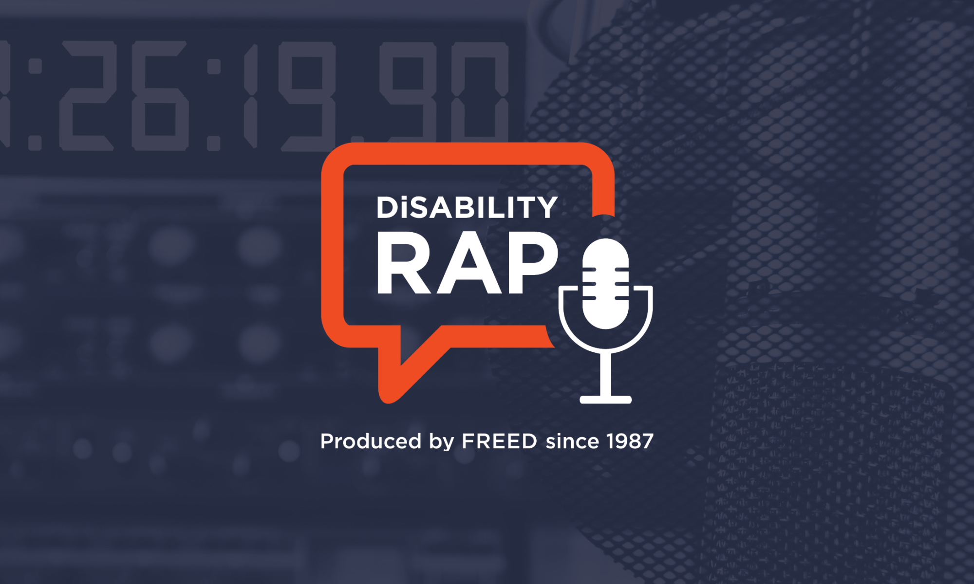 Disability Rap banner logo
