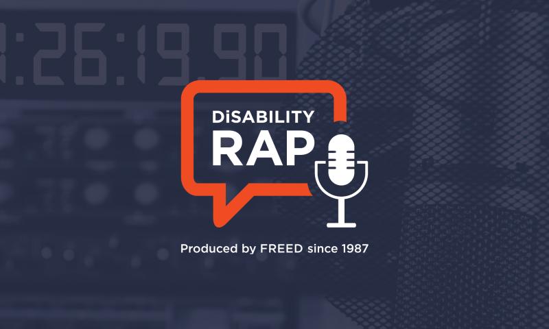 Disability Rap banner logo