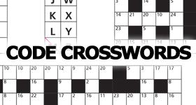 Code Crossword Puzzles