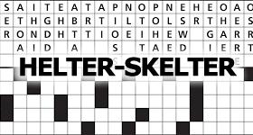 Helter Skelter Crossword Puzzles