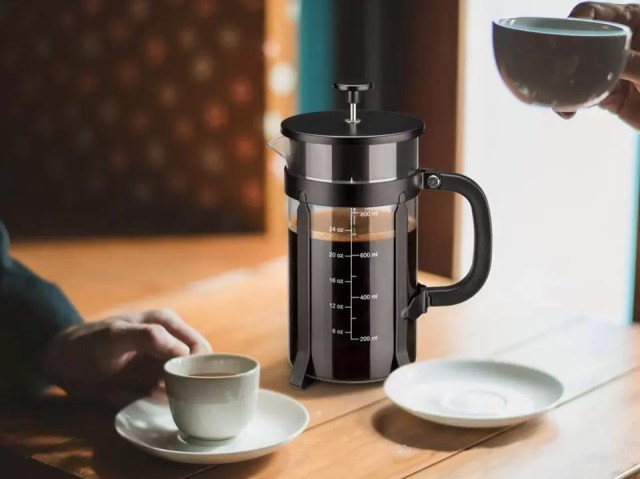 French Press Coffee Maker 1