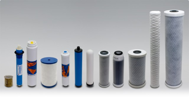 Water Purifier Cartridge