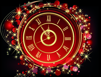 2014 New Year Clock Background set 01 free download 2014 New Year Clock Background set 01