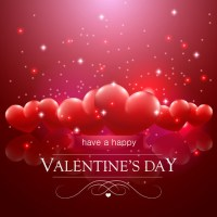 valentines day heart backgrounds