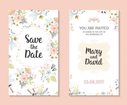 Wedding Invitation Card Template Powerpoint Invites Broomedia As Well 208 Best Templates Free Images