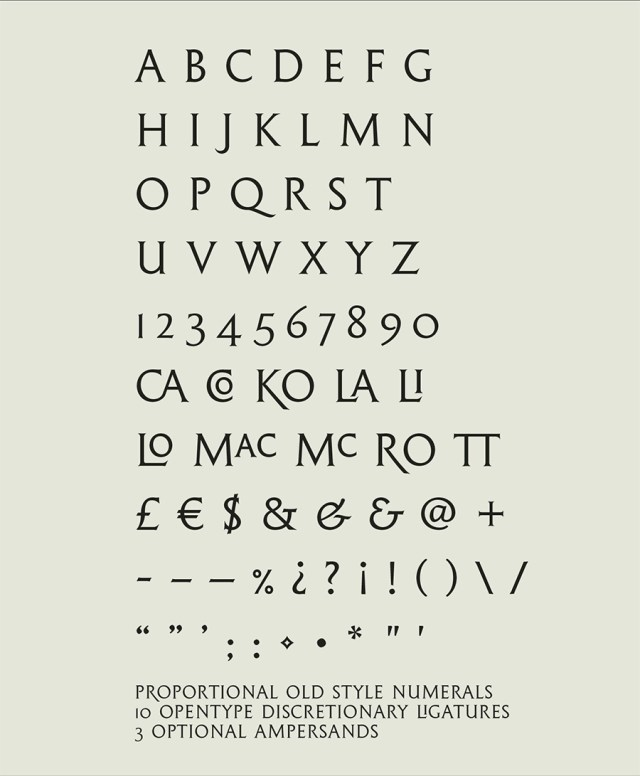 Cenotaph-Titling-Free-Font