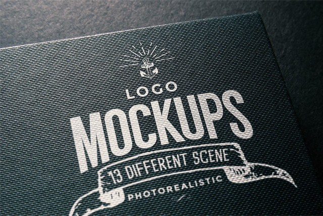 free logo mockup free design resources