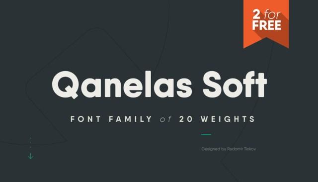 qanelas-soft-free-font