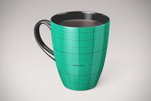 Free Ceramic Mug Mockup