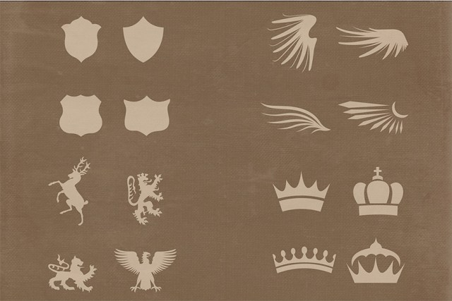 Free Retro Vintage Graphic Designer Kit
