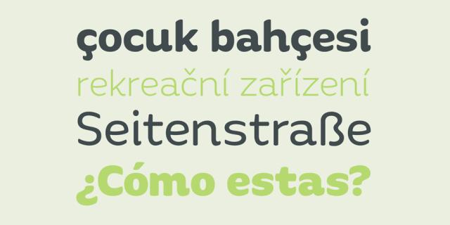 Quenda Typeface