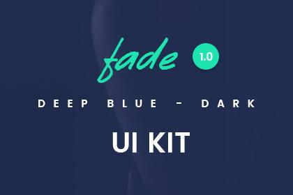 Fade App UI-Kit