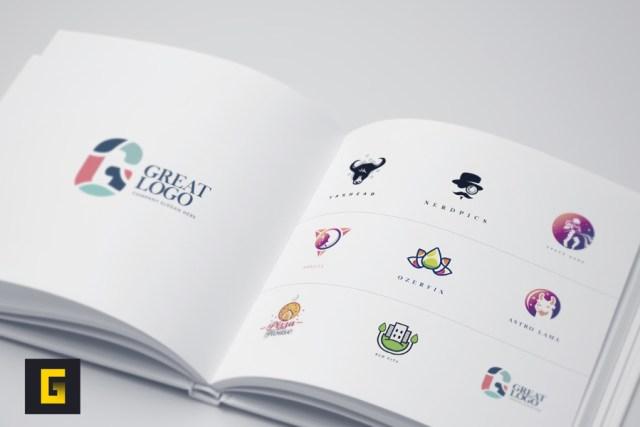 Polychromatic Logo Templates