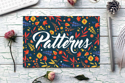 Free Resources - Floral Patterns