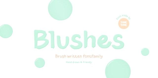Blushes - Free Demo