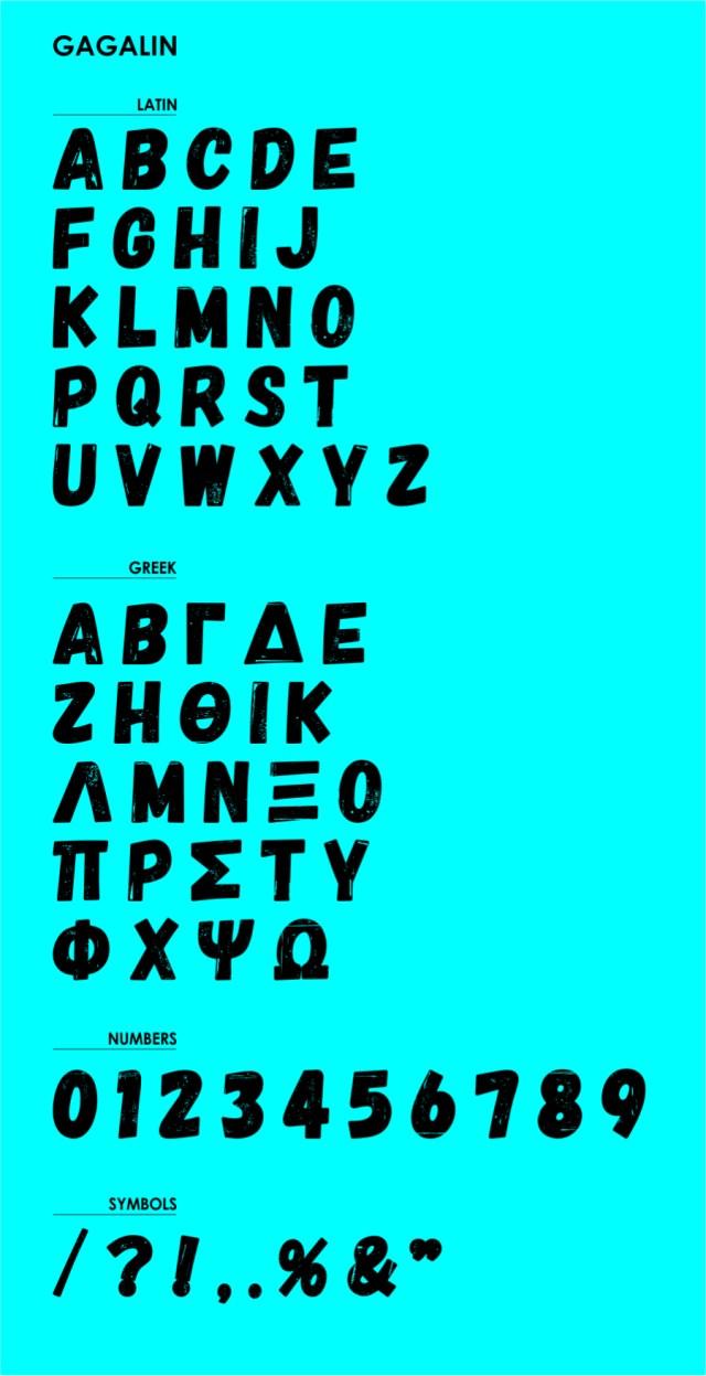 Gagalin - Free Font