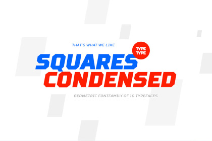 Here comes squares condensed thin as today's freebie!