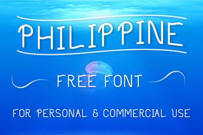 Philippine Free Font