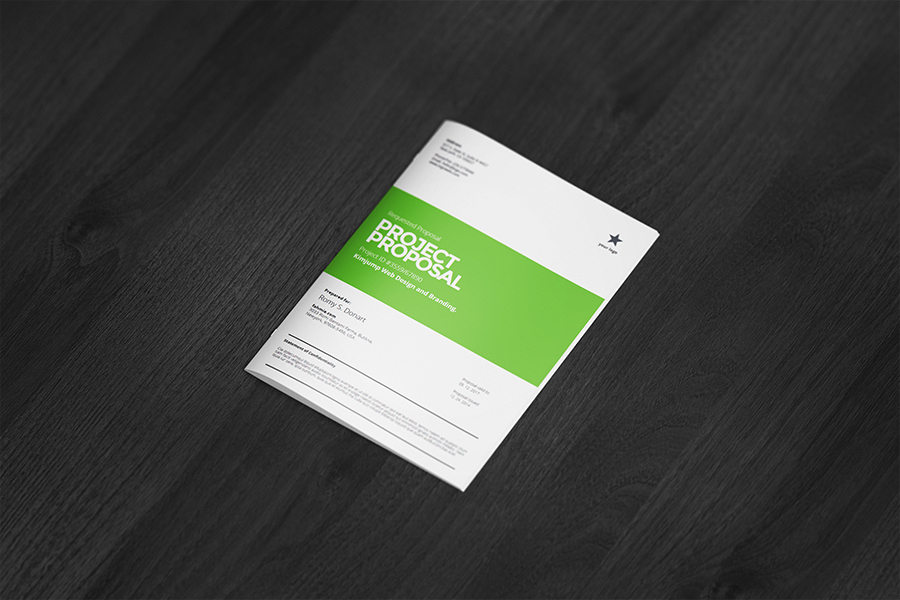 Download A4 Free Catalogue Mockup - Free Design Resources