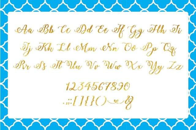 Stylish Calligraphy Free Demo