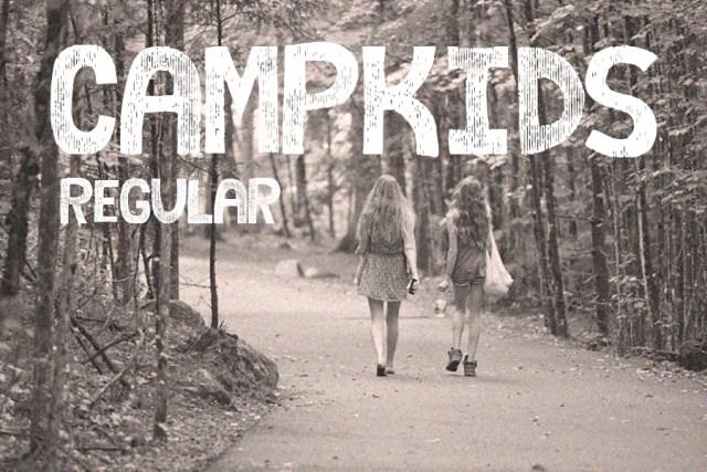 2013 Camp No Counselors