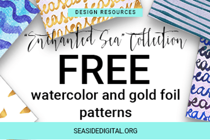 Enchanted Sea Patterns Free Samples