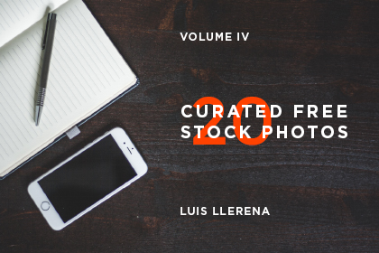 Curated Free Stock Photos Vol 04