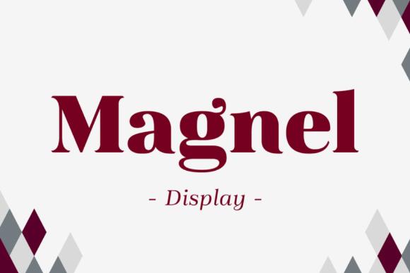 Magnel Display Free Demo