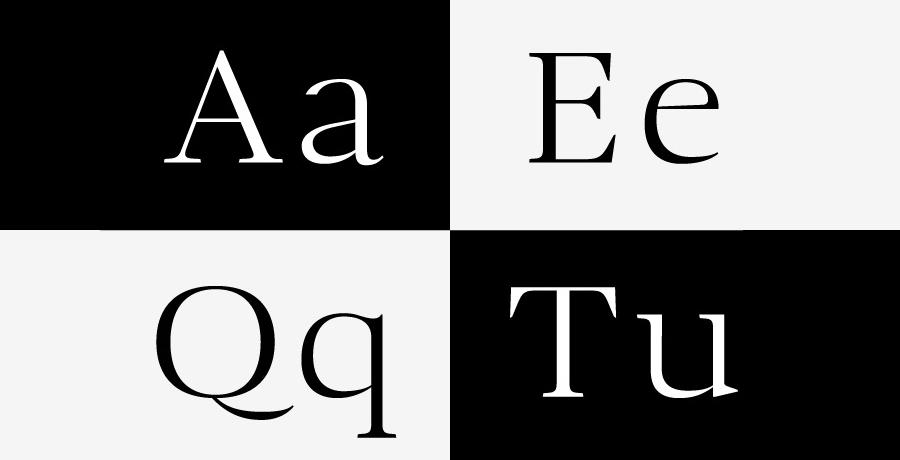 Chandelier Serif Free Typeface