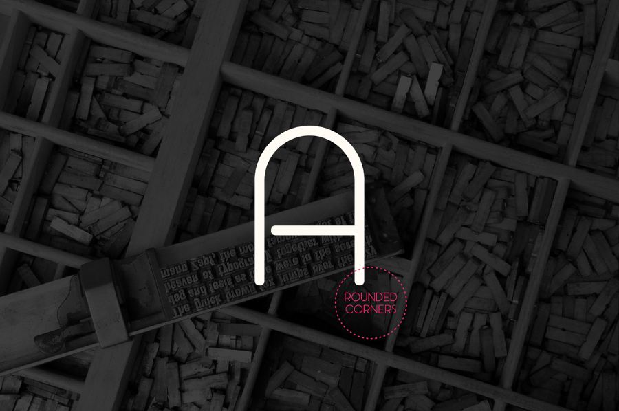 Rosarina Sans Free Typeface
