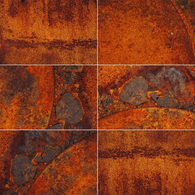 Free 6 Grunge Rust Textures