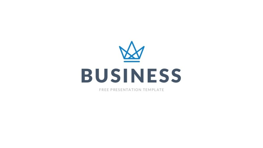Free business powerpoint template free design resources free business powerpoint template cheaphphosting Gallery