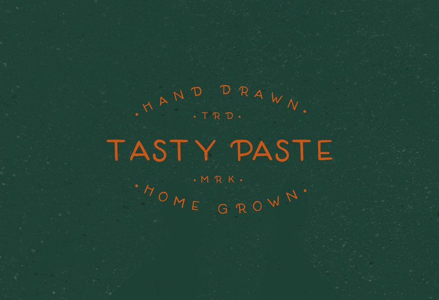 Tasty Paste Regular Free Font