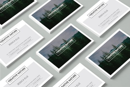 Free Creative Artist Business Card     Free Design Resources Free Creative Artist Business Card Free Creative Artist Business Card