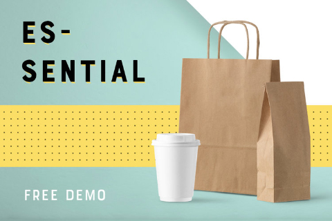 Essential Mockup Pack Free Demo