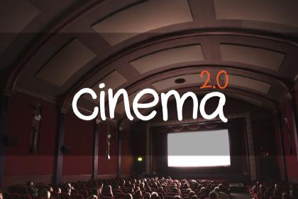 Cinema Free Handwritten Font