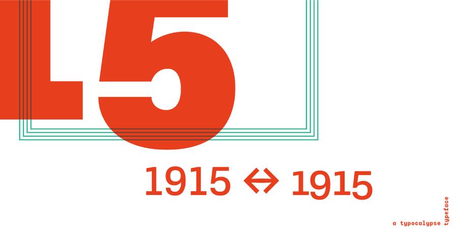 Typewalk 1915 Free Demo