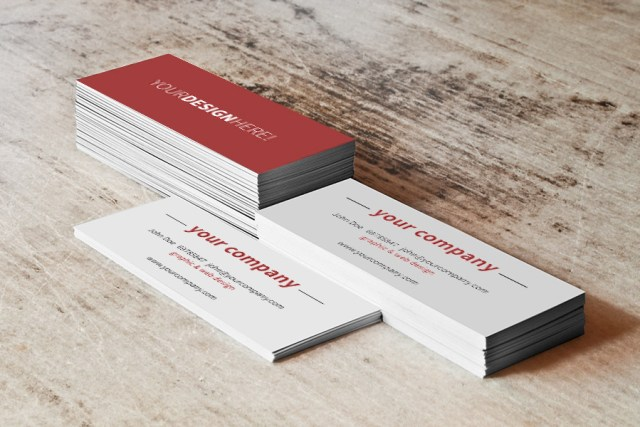 Business card stack free mockup free design resources business card stack free mockup colourmoves