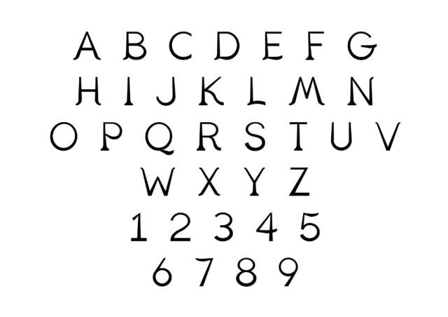 Cognitype Serif Free Typeface