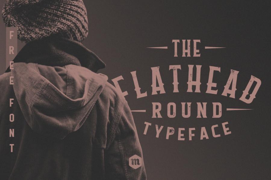 Flathead Typeface Free Demo