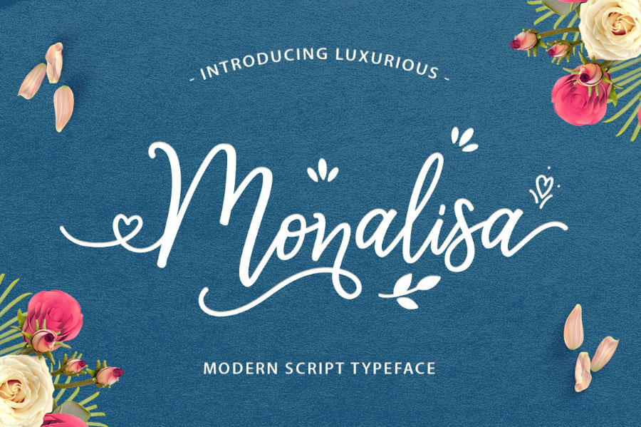 Monalisa Script Free Version