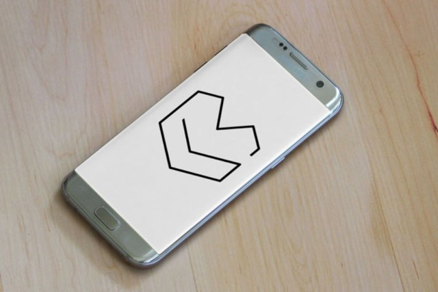 Free Samsung S7 Edge Mockup