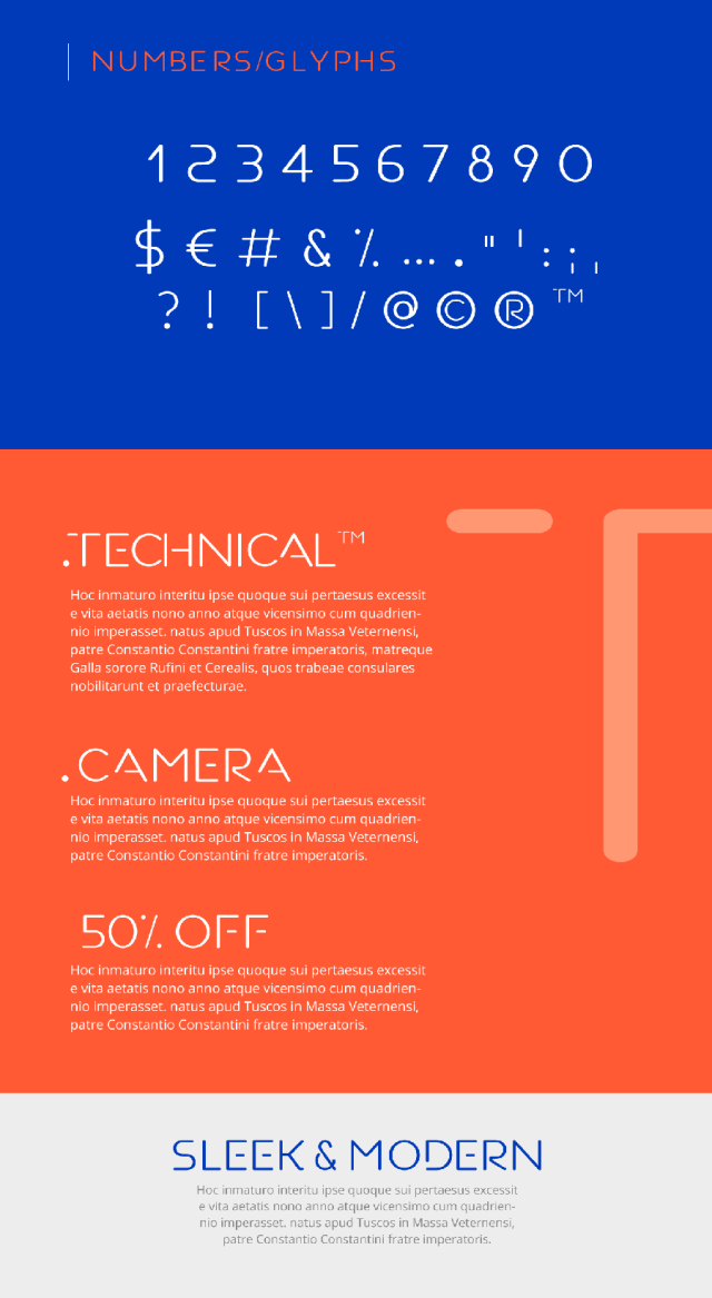 Orosko Display Free Typeface