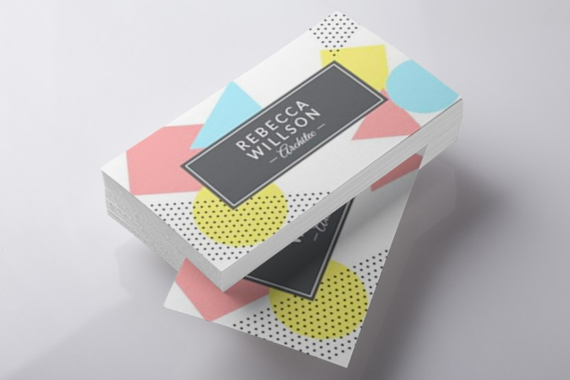 Business card stack free mockup free design resources business card stack free mockup colourmoves