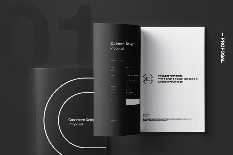 Cashmere Design Proposal Mockup
