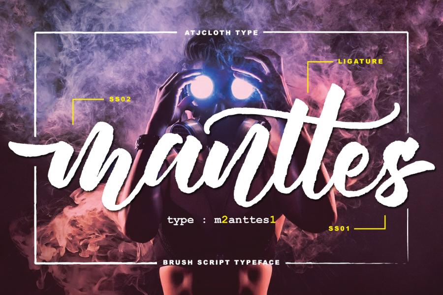 Mantes Script Free Demo
