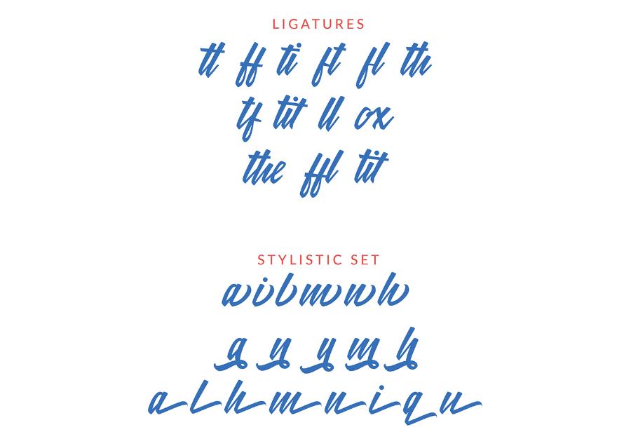 Free Meithey Bold Script Font