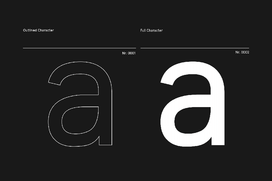 Undeka Typeface Free Demo